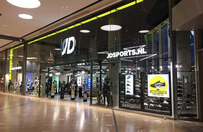 JD Sports Hoog Catharijne Utrecht
