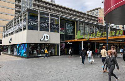 JD Sports Lijnbaan Rotterdam